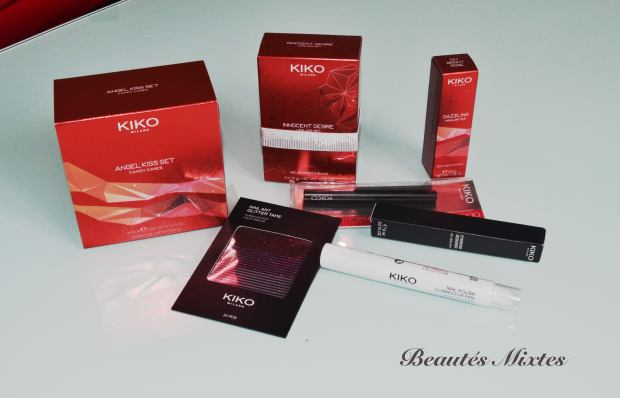 haul kiko collection noël