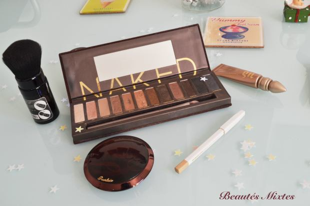 naked urban decay terracotta guerlain une